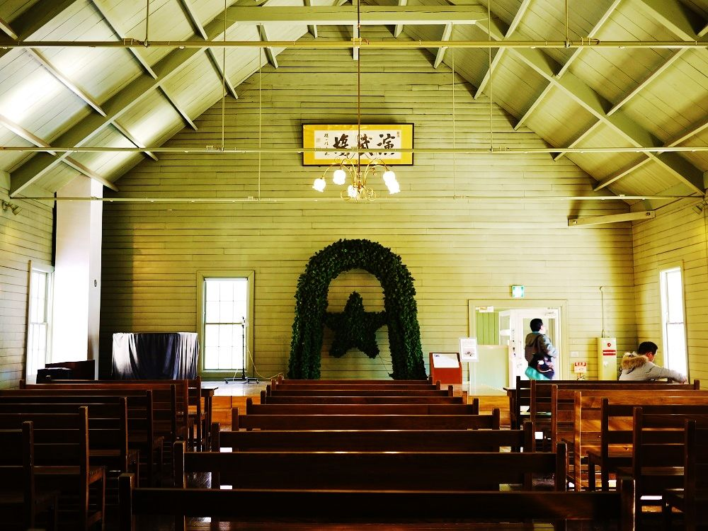 「札幌市時計台」は内部も記念撮影スポットです!
