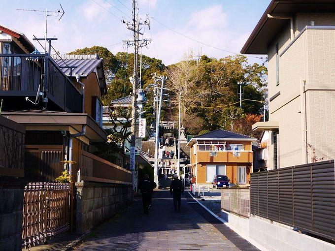 「飯田八幡宮」にお参りして由比宿と駿河湾を眺めよう
