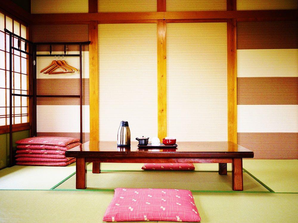 「季の島宿 大田」は全4室!広さ?プライベート感?選べるお部屋