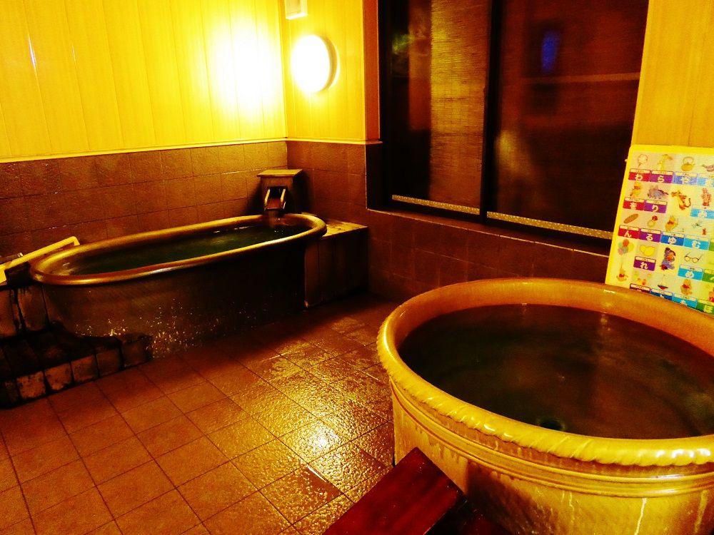 湯船は信楽焼!「季の島宿 大田」の貸切風呂がすごい!