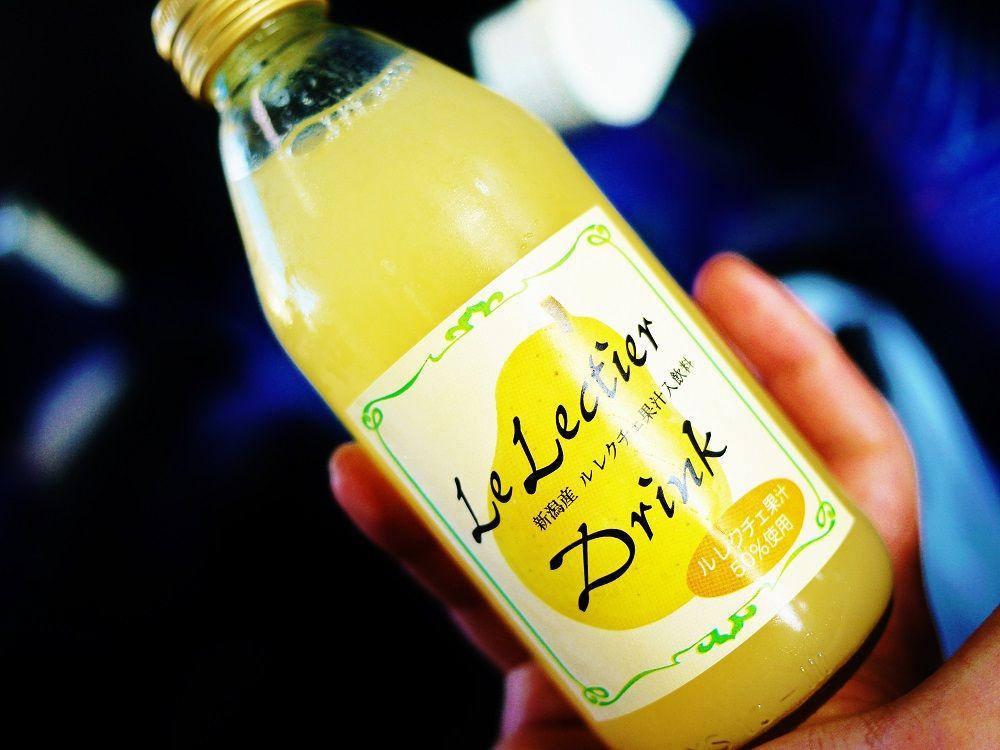 新潟県特産西洋梨「ル・レクチェ」を使ったスイートなお土産はいかが?