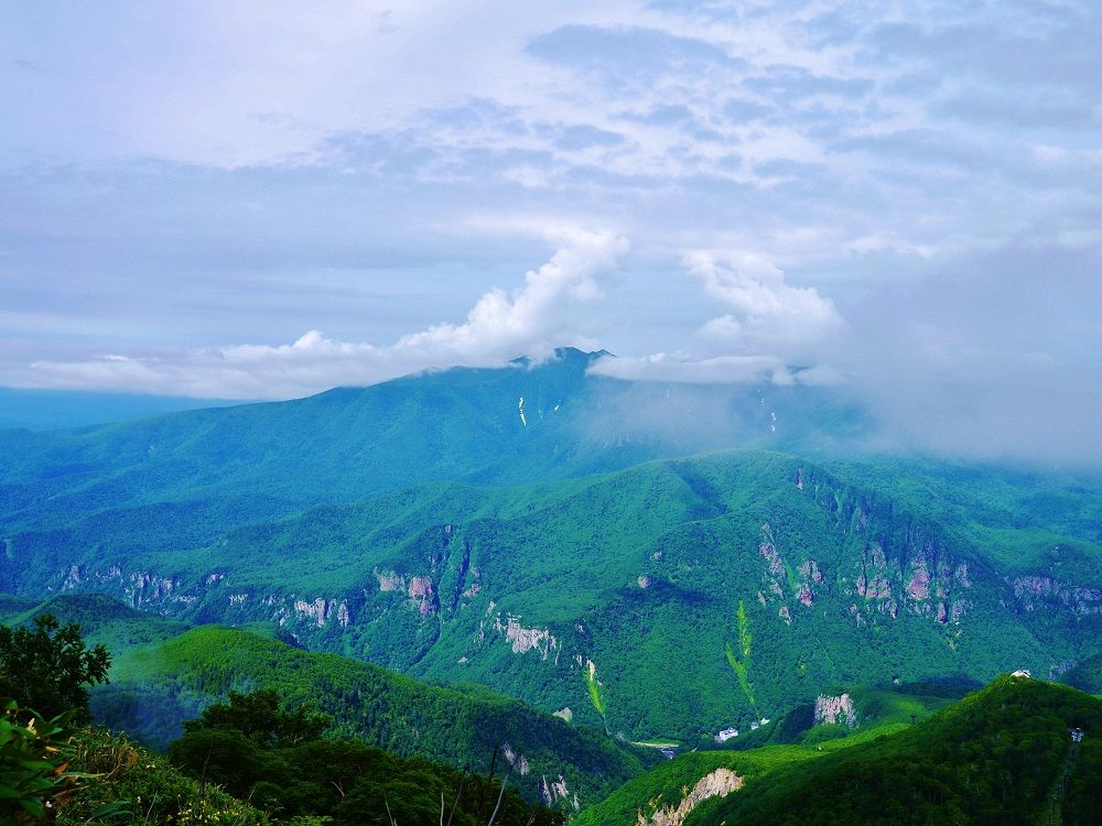 「黒岳」登山について