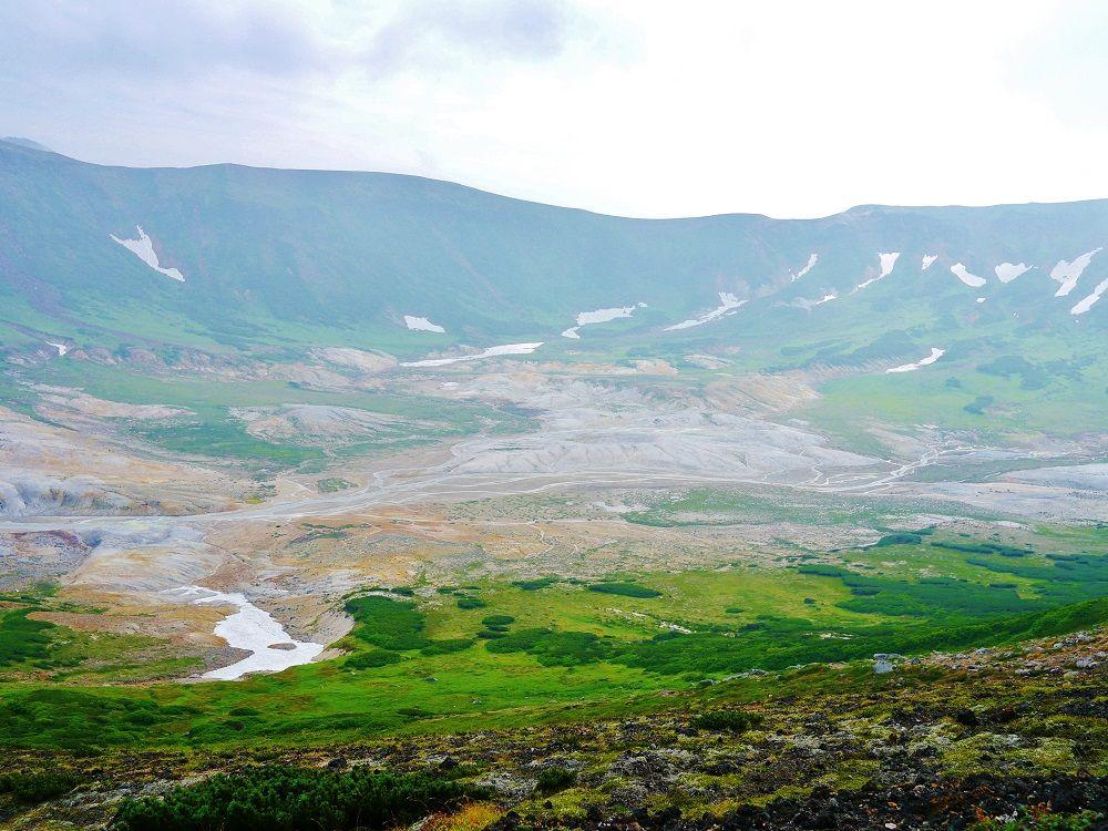 黒岳石室から自然の神秘広がる「お鉢平展望台」へ!