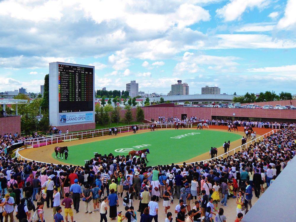 家族で楽しめるレジャースポット「札幌競馬場」に行こう!