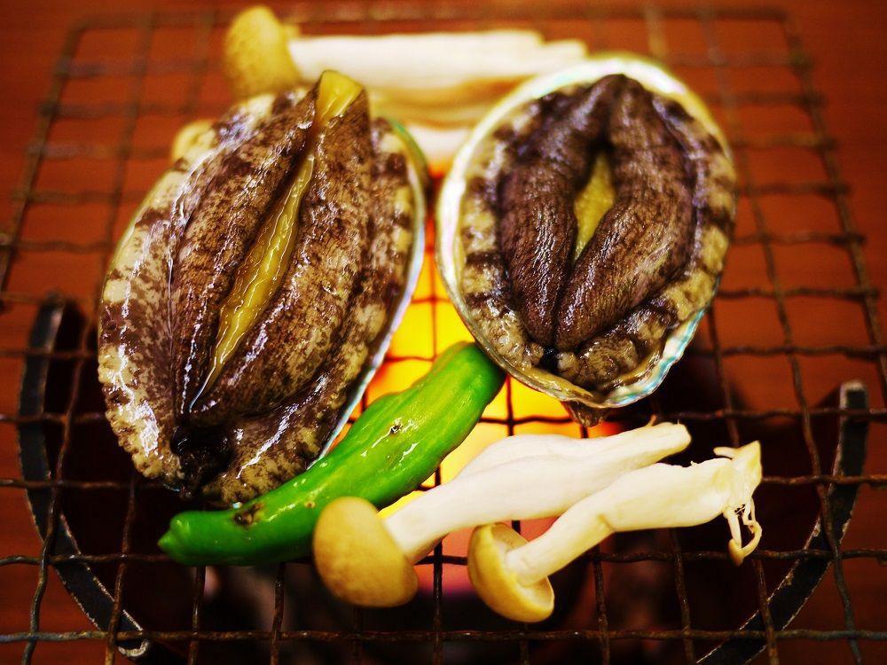 せたな町の特産品、絶品「エゾアワビ」を食べよう!