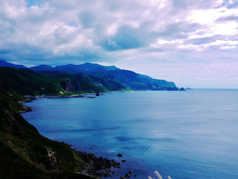 積丹半島の絶景と積丹ブルーに染まる日本海!