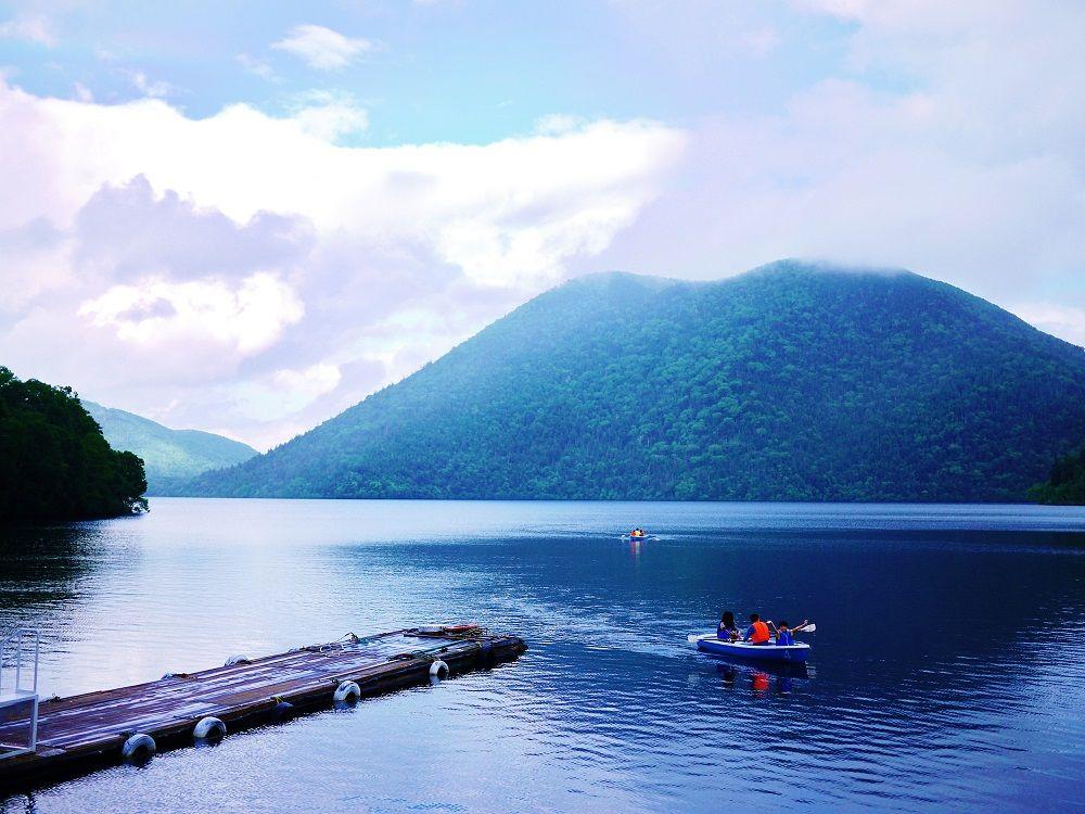 「然別湖」はアウトドア天国!
