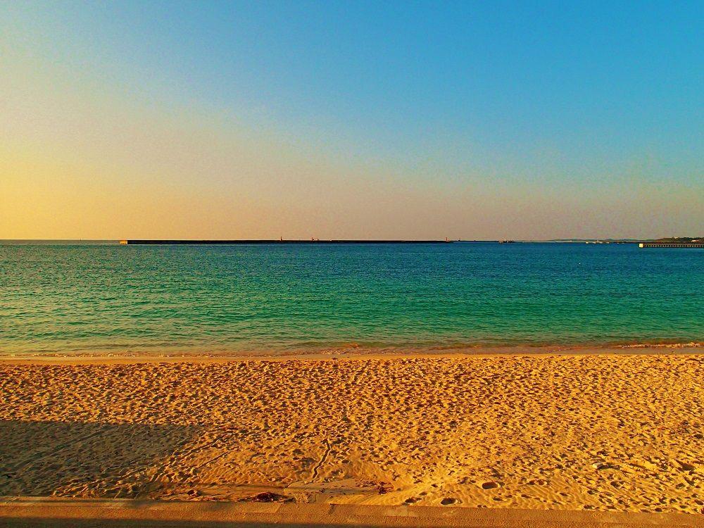 「パイナガマビーチ」で過ごす宮古島ロマンティックタイム
