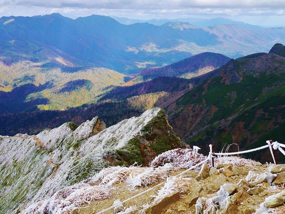 「ニペソツ山」山頂では絶景が待っている!