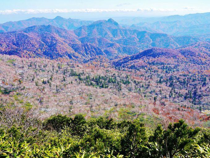 「余市岳」から眺める札幌市近郊の山々が連なる大パノラマ!