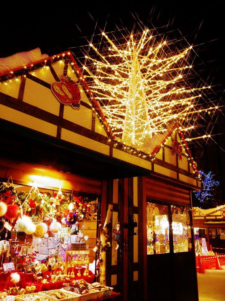 ここはまるで小さなドイツ「ミュンヘン・クリスマス市」