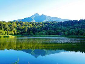 逆さ利尻富士の絶景に会える!北海道利尻島「姫沼」散策