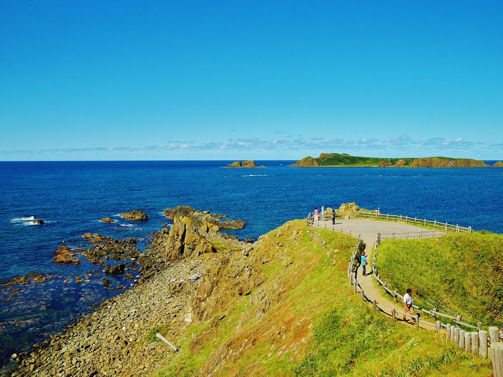 「スコトン岬」は日本最北端?最北限?!