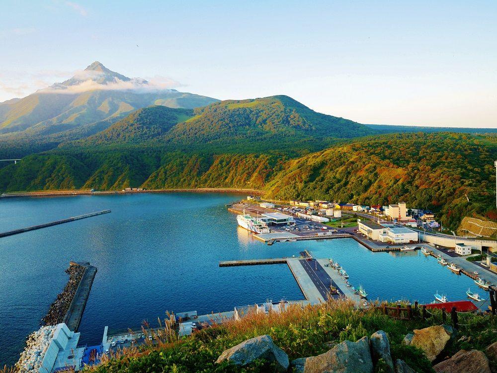日の出だけじゃない!360度に広がる利尻島の美しき風景