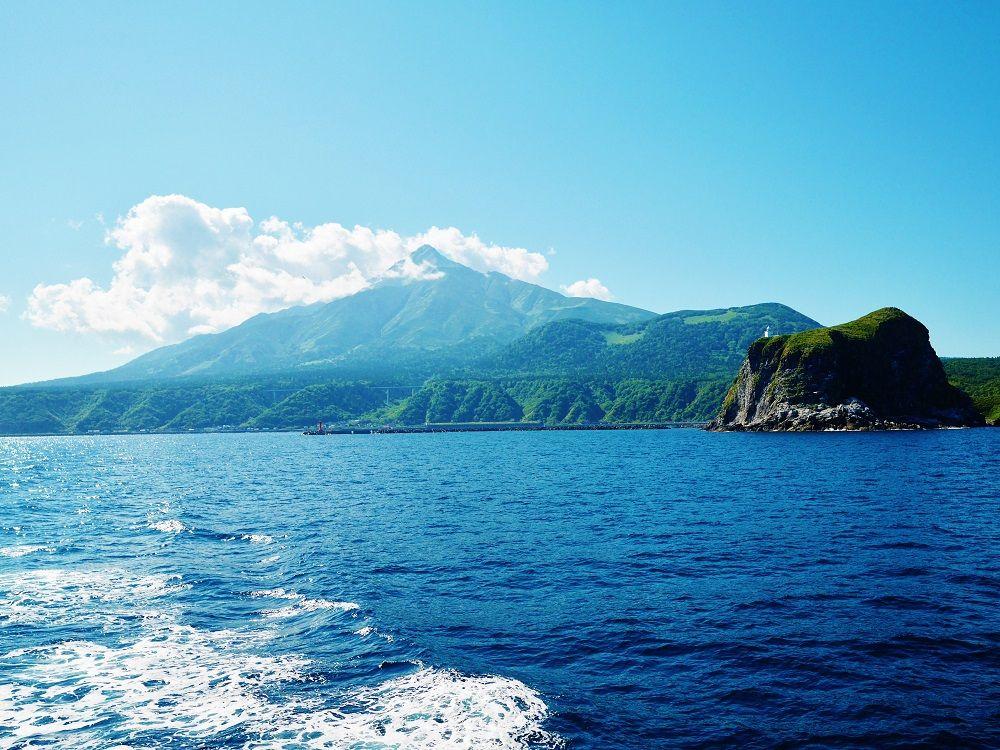 利尻島のおすすめ観光スポット6選 日本最北の富士を見に行こう