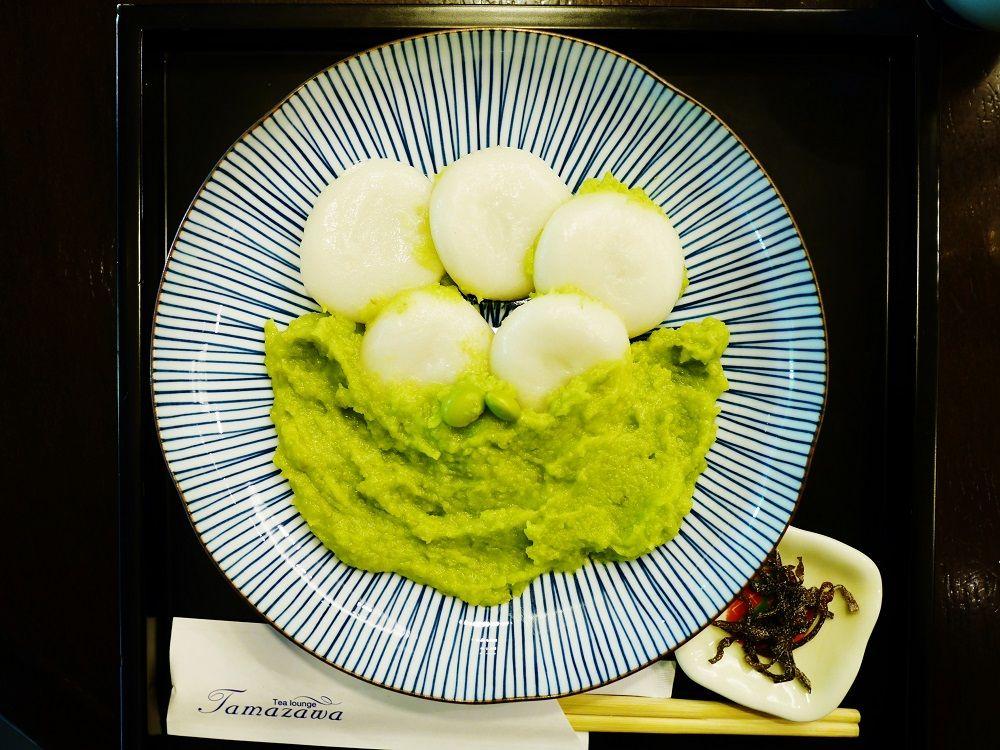 緑の幸せ和スイーツ!仙台市内「ずんだ餅」のおいしい店4選
