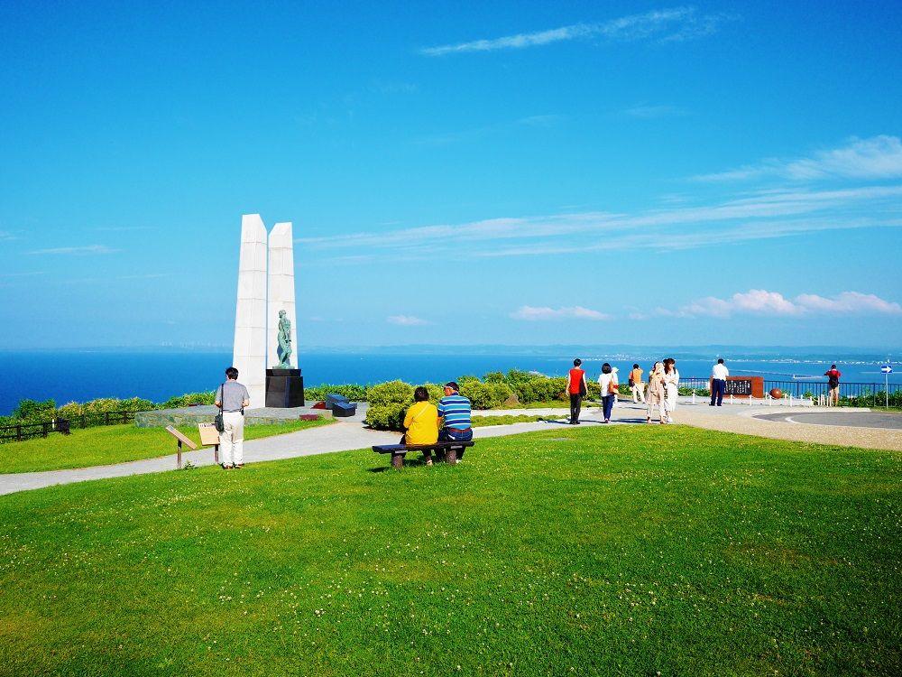 日本最北端の地で歴史を学び平和を祈る
