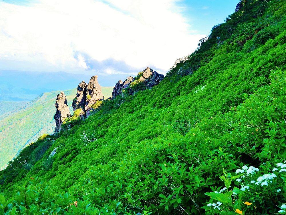 登山するなら大雪山の秀峰「黒岳」がオススメ!