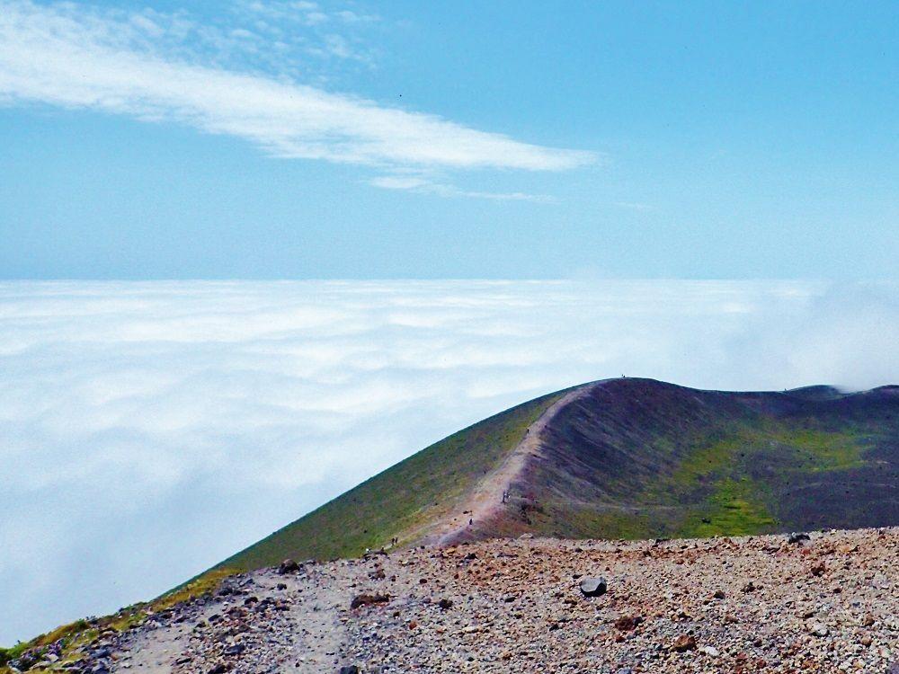 もう少し山歩きを楽しみたい人にもおすすめのコースあります