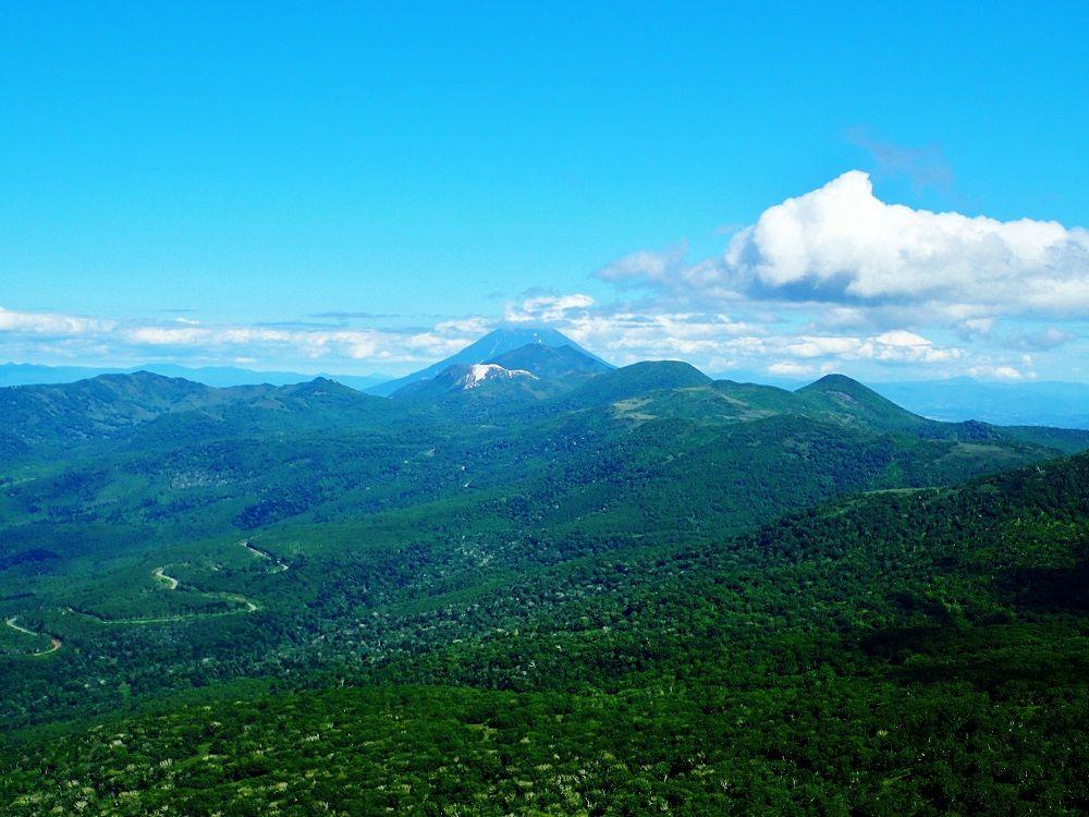 目国内岳・岩内岳登山について