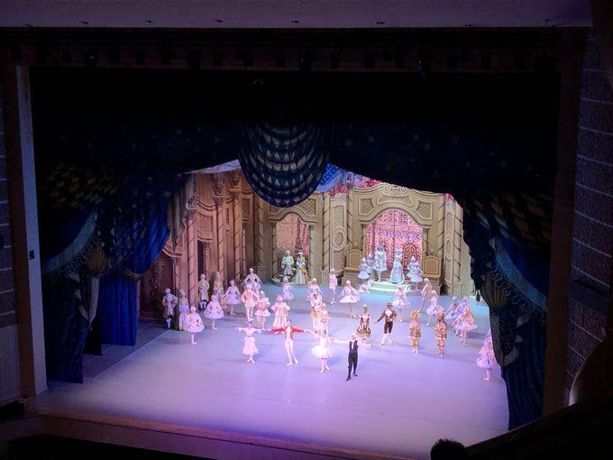 マリインスキー劇場で本場のバレエ鑑賞