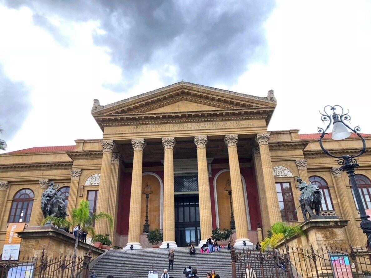 パレルモのおすすめ観光スポット5選 美しい建物がいっぱい!