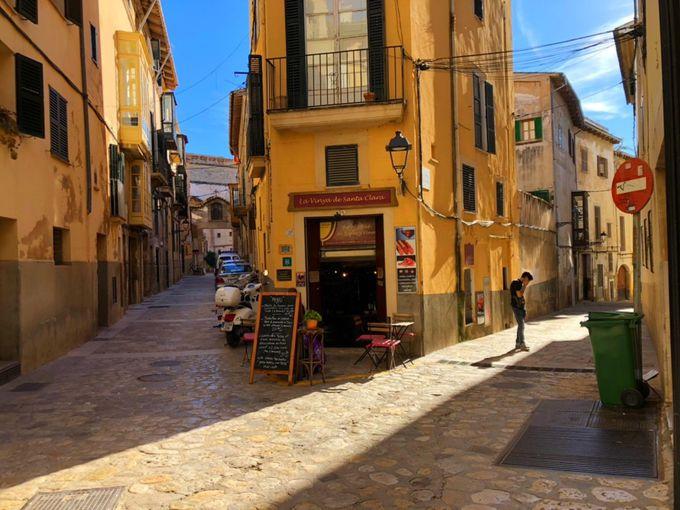 どこを撮っても絵になる旧市街地