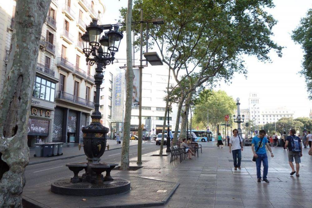 バルセロナに再び戻ってこれる!?伝説の噴水