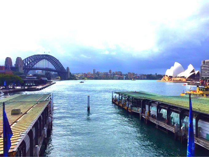 3日目:午前の便でシドニーへ!街歩きを楽しもう
