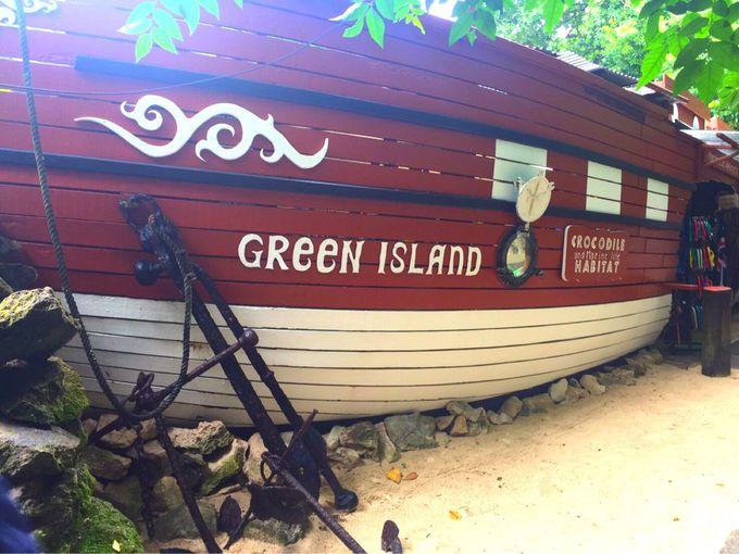 2日目午前:2大世界遺産1つ目!グレートバリアリーフ「グリーン島」へ