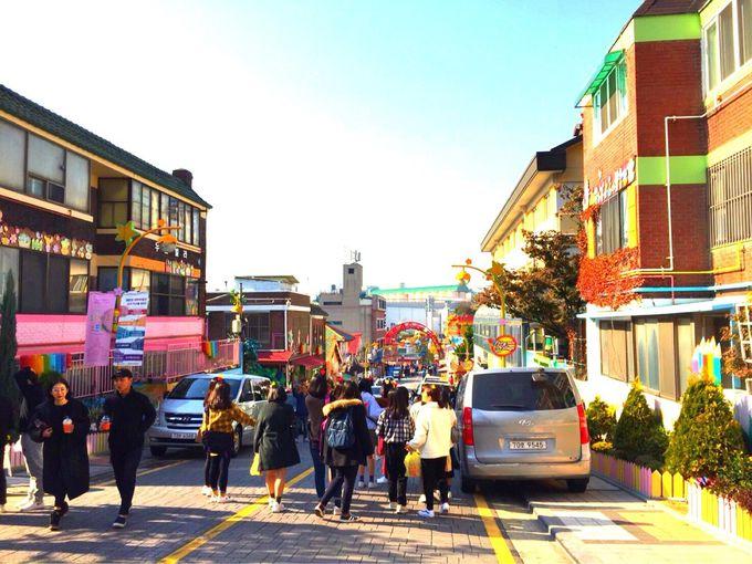 アクセスはソウル市内からがオススメ!