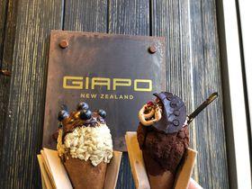 NZオークランドで絶対行きたい!超有名アイスクリーム店「Giapo」