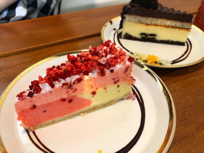 チーズケーキ好きにはたまらない!?こだわりのチーズケーキ専門店