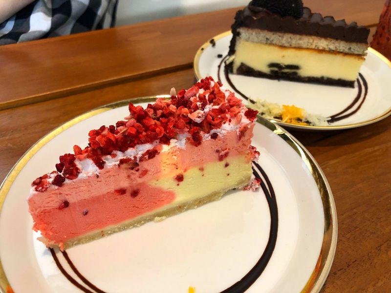 ソウルカロスキルのチーズケーキ専門店「C27カフェ」がオシャレすぎる!
