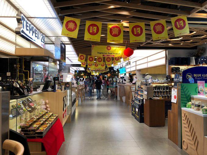日本食もたくさん!タイ初の「高島屋」が出店