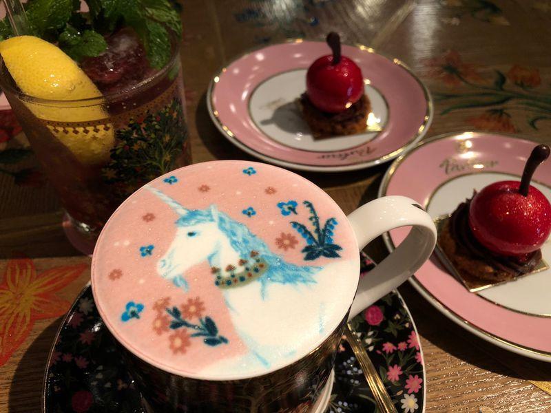 カフェ好き必見!バンコクファンタジーカフェ「Sretsis parlour」