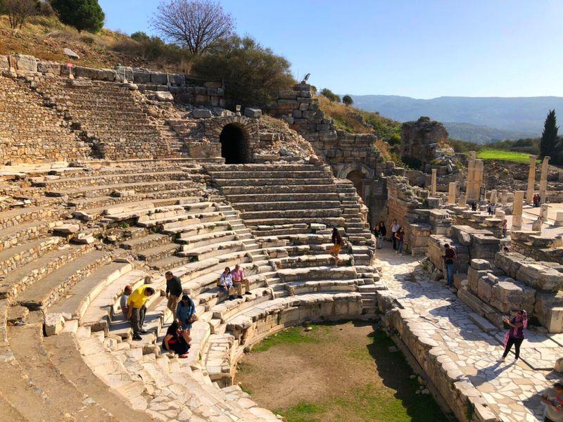 2000年の歴史!トルコ「エフェソス遺跡」行く前に知りたいポイント