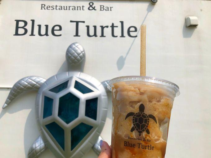 飲める!?宮古牛ハンバーグ「Blue Turtle(ブルータートル)」