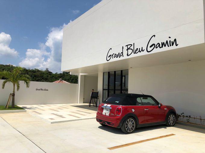 宮古素材×フレンチの極み「Grand Bleu Gamin(グランブルーギャマン)」