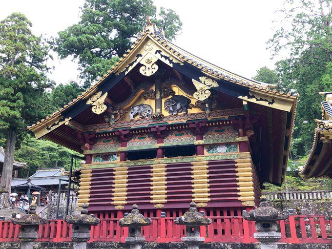 想像の象とも呼ばれる「上神庫」