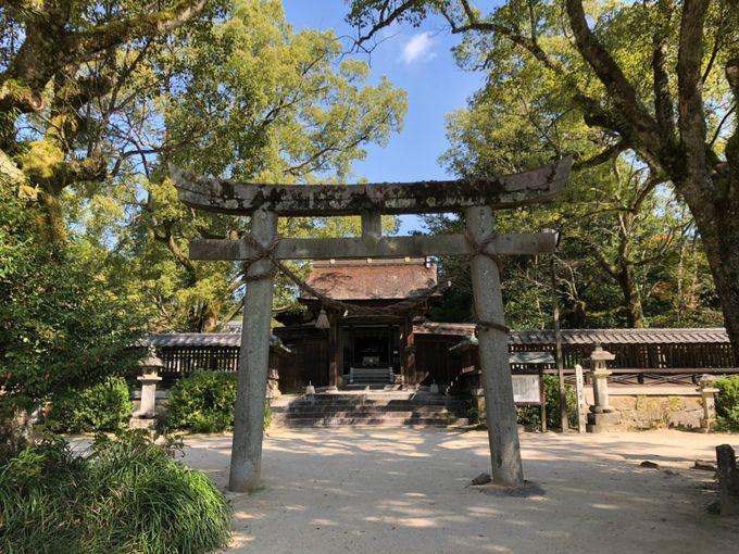日本歴史公園百選に選ばれた「吉香公園」