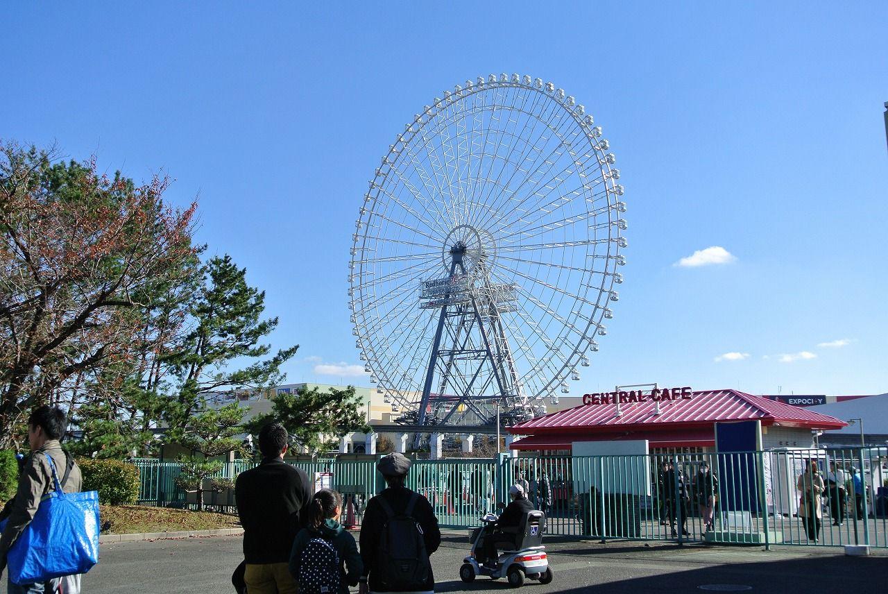 5.「EXPOCITY」日本最大級レジャー施設