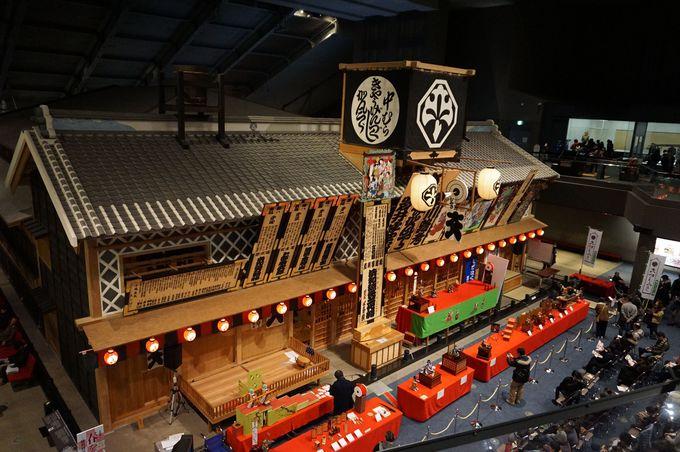 1.江戸東京博物館