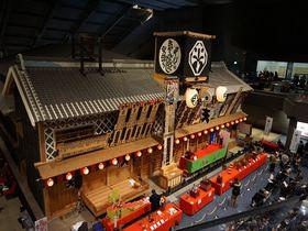 両国「江戸東京博物館」で400年の歴史と文化に触れよう!