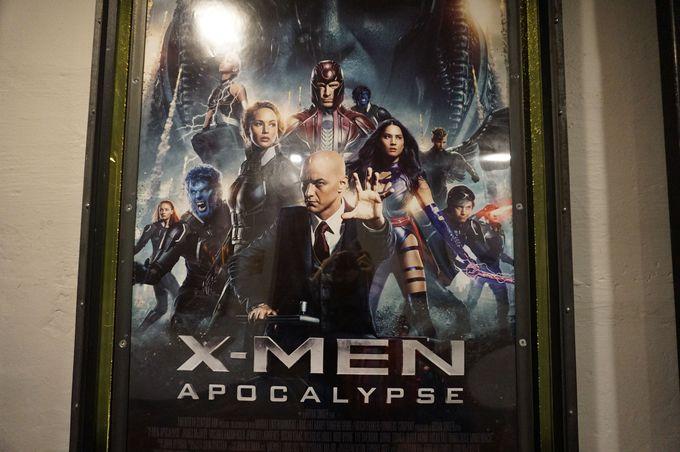 数々の映画の撮影地としても有名