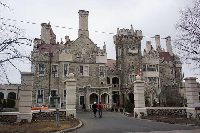 現在でも多くの人を魅了する歴史的建物