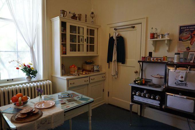 元首相の邸宅「ローリエ・ハウス」で当時の暮らしを垣間見る