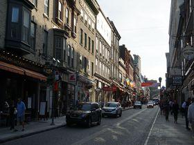 カナダ・ケベックシティのアッパータウン・新市街でフランスを感じる