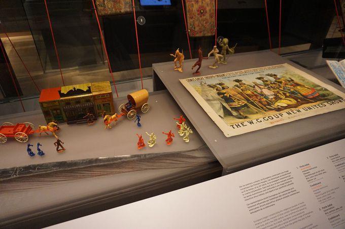 人類の生活の進歩を実感できる「文明博物館」へ