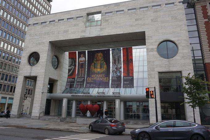 とにかく大きい!カナダ最古「モントリオール美術館」